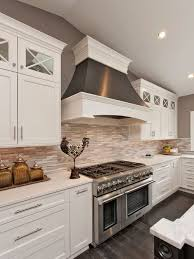 stone tile kitchen backsplash ideas houzz