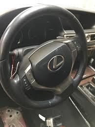 lexus gs 350 for sale used 2013 lexus gs 350 4 airbags dash u0026 module only original oem used