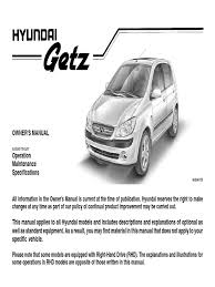 100 2004 hyundai getz repair manual 2007 hyundai getz