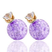one sided earrings compare prices on one sided earrings online shopping buy low