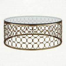 Arhaus Coffee Tables 48quot Coffee Table In Brass Arhaus Furniture