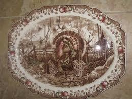 turkey platters thanksgiving 12 best turkey platters images on vintage thanksgiving