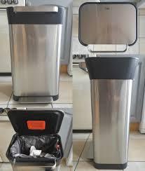 review joseph joseph titan trash compactor domestic gothess