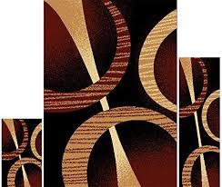 52 best 3 piece rug set images on pinterest 3 piece area rugs