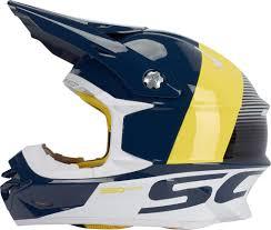 scott motocross helmets scott 350 pro track white orange offroad helmets cheap hottest new