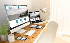 website design and social media management new england post a sign