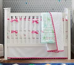 crib u0026 nursery bedding sets pottery barn kids