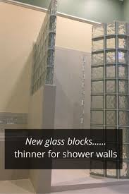 240 best glass block showers images on pinterest glass block