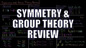 quantum chemistry 12 0 symmetry and group theory review youtube