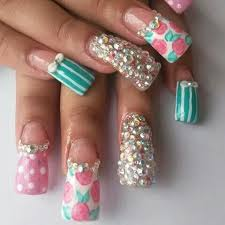 33 best acrylic nail designs images on pinterest acrylic nail
