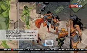 manila motoring your source for pinoy artists shine in wonder woman comics set in manila