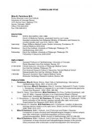 Australian Resume Format Sample by Resume Template Formats Free Sample Librarian One Page Intended