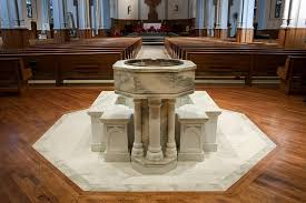 baptismal fonts paul catholic church martina brothers company inc