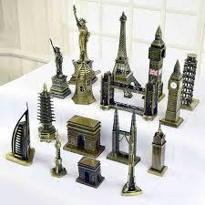 world landmarks construction metal pyramid empire state