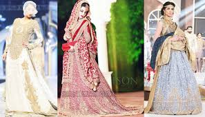 new bridal dresses hsy new bridal collection 2017 wedding lehenga and maxi dresses