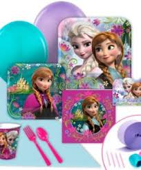 frozen party supplies frozen party supplies affordable kid s party packages at a party