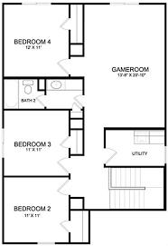 Sycamore Floor Plan 7231 Autumn Sun Houston Tx 77083