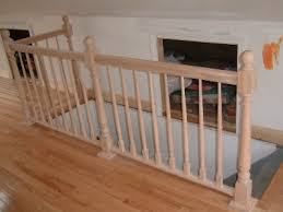 Banister Homes Banister Craftsman Style Newel Post Shopping Loft Stair