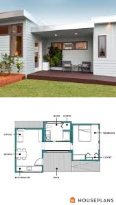 2151 best living small images on pinterest architecture small modern inlaw cabin floor plan and elevation plan number 507 1