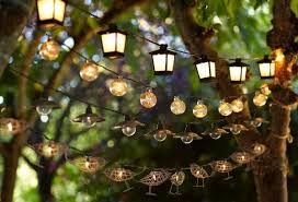 Outdoor Garden Lights String Outdoor Lighting Hanging Outdoor Garden Lighting String Lights