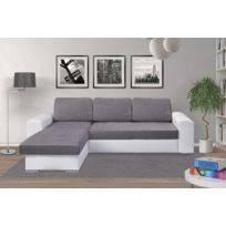 canape gris et blanc canape gris blanc achat canape gris blanc pas cher rue du commerce