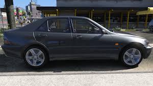 modded lexus is300 2004 toyota altezza rs200 gta5 mods com