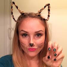 100 cute cat makeup halloween miss spider james and the