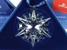 swarovski ornament 2002 ebay