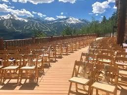 breckenridge wedding venues the lodge at breckenridge breckenridge co