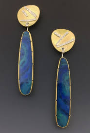 green opal earrings 1384 best opal earrings images on pinterest opal earrings opal