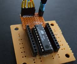 ghetto programming getting started with avr microprocessors on