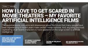 how i to get scared in theaters my favorite
