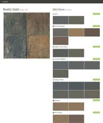 china multi color slate tile flooring msi stone olympic behr
