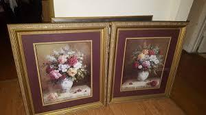 home interiors cuadros juego de 2 cuadros home interiors en buenas condition home garden