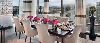 high rise kitchen table turnberry tower arlington virginia washington dc high rise