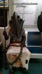 Pyramid Head Halloween Costume Silent Hill Cosplay Silent Hill Cosplay Costumes