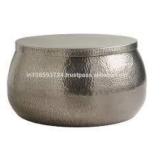 Aluminum Coffee Table Hammered Aluminum Coffee Table Buy Hammered Aluminum Coffee