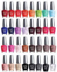 opi gel color nail polish nails gallery