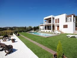 Modern Villa by Can Vic Roca Cala Gracio Modern Villa With Private Pool Close
