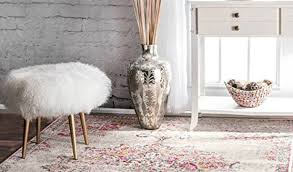 Best Modern Rugs Ballet Slipper Pantone Color The Best Modern Rugs For This Fall
