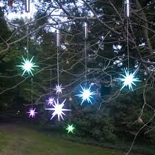 Solar Lighted Outdoor Christmas Decorations by Solar Christmas Lights Beneconnoi
