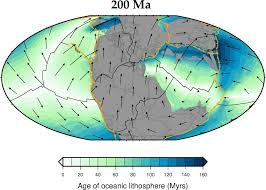 Generic Mapping Tools A Novel Way Of Mapping The Earth U0027s Ancient Oceans The Centre For