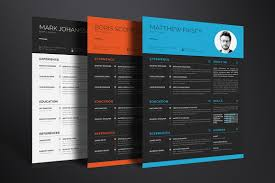 resume design sample clean resume template free on behance