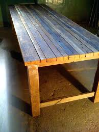 10 ft farmhouse table 10 foot table charming long outdoor table best ideas about outdoor