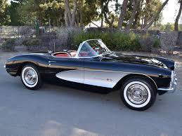 1957 chevrolet corvette convertible sold 1957 chevrolet corvette fuel injected convertible for sale by