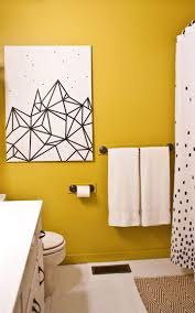sleek yellow bathroom decorating ideas on yellow b 1200x797