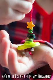 Charlie Brown Christmas Tree Decorations charlie brown christmas tree ornament