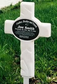 roadside memorial crosses cross memorials