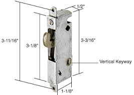 Patio Door Lock Parts Easy Sliding Patio Door Parts With Additional Home Interior Design