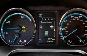 toyota corolla dashboard warning lights what s with the 2017 rav4 hybrid